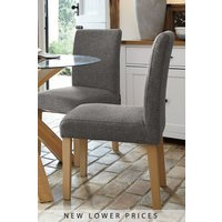Next Set Of 2 Moda II Chairs - Grey