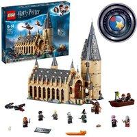 Boys LEGO Harry Potter Hogwarts Great Hall