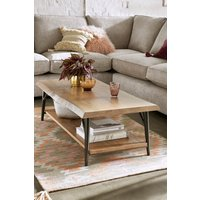 Next Devin Coffee Table - Natural
