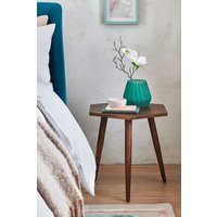 Next Lloyd Hex Side Table - Natural
