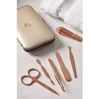 Womens Next NX Manicure Set - Black