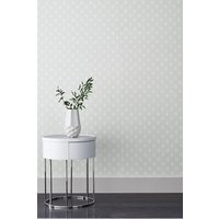 Next Paste The Paper Deco Facet Wallpaper - Grey