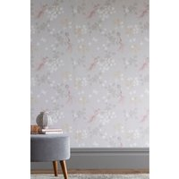 Next Paste The Wall Glam Bird Wallpaper - Natural