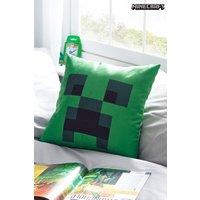 Next Minecraft Cushion - Green