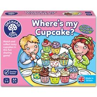 Boys Orchard Toys Where's My Cupcake