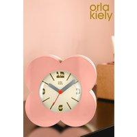 Orla Kiely Floral Wall Clock - Blue