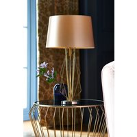 Next Gatsby Table Lamp - Brass