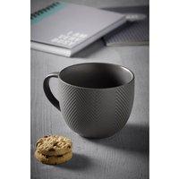 Next Textured Hug Mug - Grey