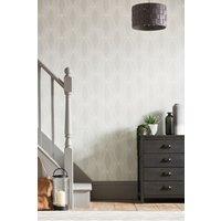 Next Paste The Paper Solitude Elipse Wallpaper - Grey