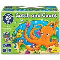 Boys Orchard Toys Catch And Count