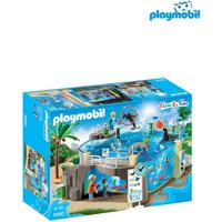 Boys Playmobil Family Fun Aquarium With Fillable Water Enclosure