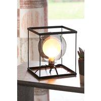 Next Cube Table Lamp - Black