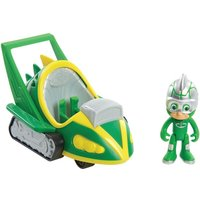 Boys PJ Masks Speed Booster Vehicle And Figure - Gekko