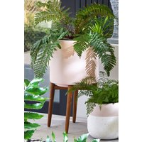Next Plant Stand - Pink