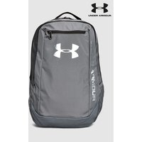 Womens Under Armour Hustle Backpack - Grey