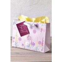Next Christams Gift Bag - Purple