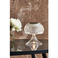 Next Solar Chic Table Lamp - Clear
