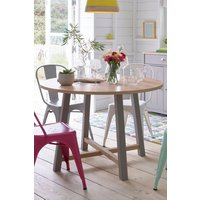 Next Hanley Round Dining Table