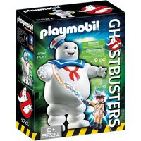 Boys Playmobil Ghostbusters Stay Puft Marshmallow Man