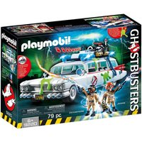Boys Playmobil Ghostbusters Ecto 1 With Lights And Sound
