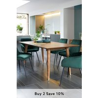 Next Lloyd Dining Table - Brown