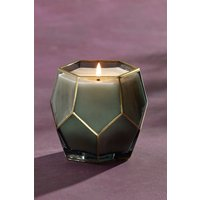 Next Green Emerald Faceted Candle - Green