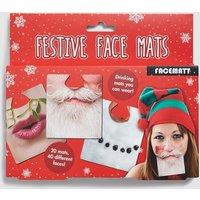 Mens Next Festive Face Mats