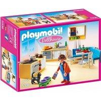 Boys Playmobil Dollhouse Country Kitchen