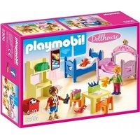 Boys Playmobil Dollhouse Children's Room