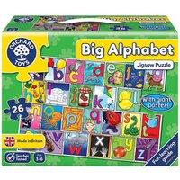Boys Orchard Toys Big Alphabet