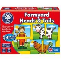 Boys Orchard Toys Farmyard Heads & Tails