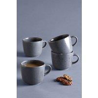 Next Set of 4 Peyton Mugs - Grey
