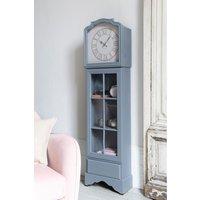 Next Grandmother Wall Clock - Grey