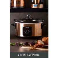 Next Copper Slow Cooker - Copper