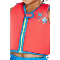 Boys Speedo Sea Squad Swim Vest - Blue