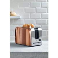 Next 2 Slot Toaster - Copper