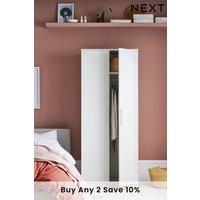 Flynn Wardrobe Studio Collection by Next - White