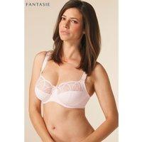Womens Fantasie Alex Underwired Side Support Bra - Pink