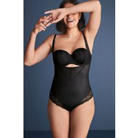 Womens Next Black Firm Control Wear Your Own Bra Shaping Body - Black