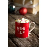 Next Mini Elf Mug - Red