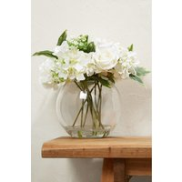 Next Collection Luxe Floral Bowl - White