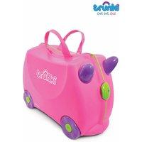 Trunki Trixie Luggage - Pink