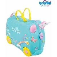 Trunki Una Unicorn Luggage - Blue