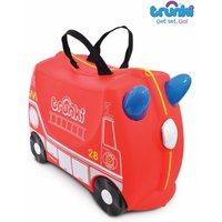 Trunki Frank Fire Luggage - Red