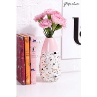Womens Paperchase Terra Small Vase - Nude