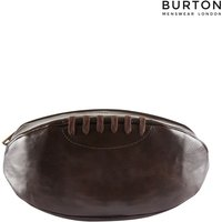 Mens Burton Rugby Ball Wash Bag - Brown