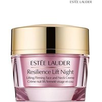 Womens Est ©e Lauder Resilience Lift Face And Neck Night Creme 50ml - Nude