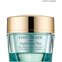 Womens Est ©e Lauder Nightwear Plus Anti-Oxidant Detox Creme 50ml - No Colour