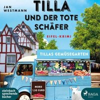 Tilla und der tote Schäfer, 1 Audio-CD, MP3 Hörbuch