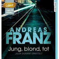 Jung, blond, tot, 1 MP3-CD Hörbuch
